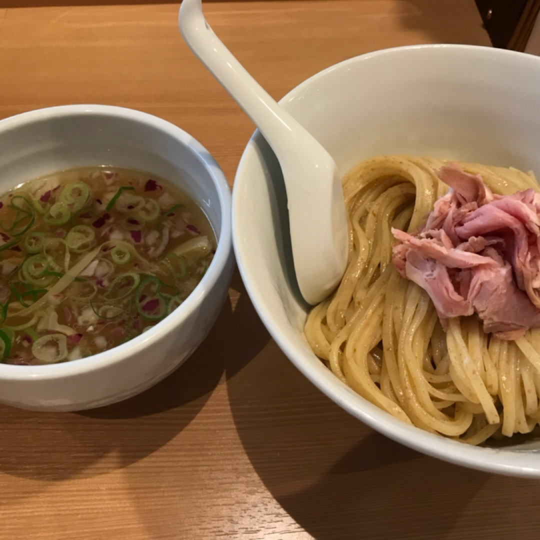 らぁ麺 鳳仙花(東京)