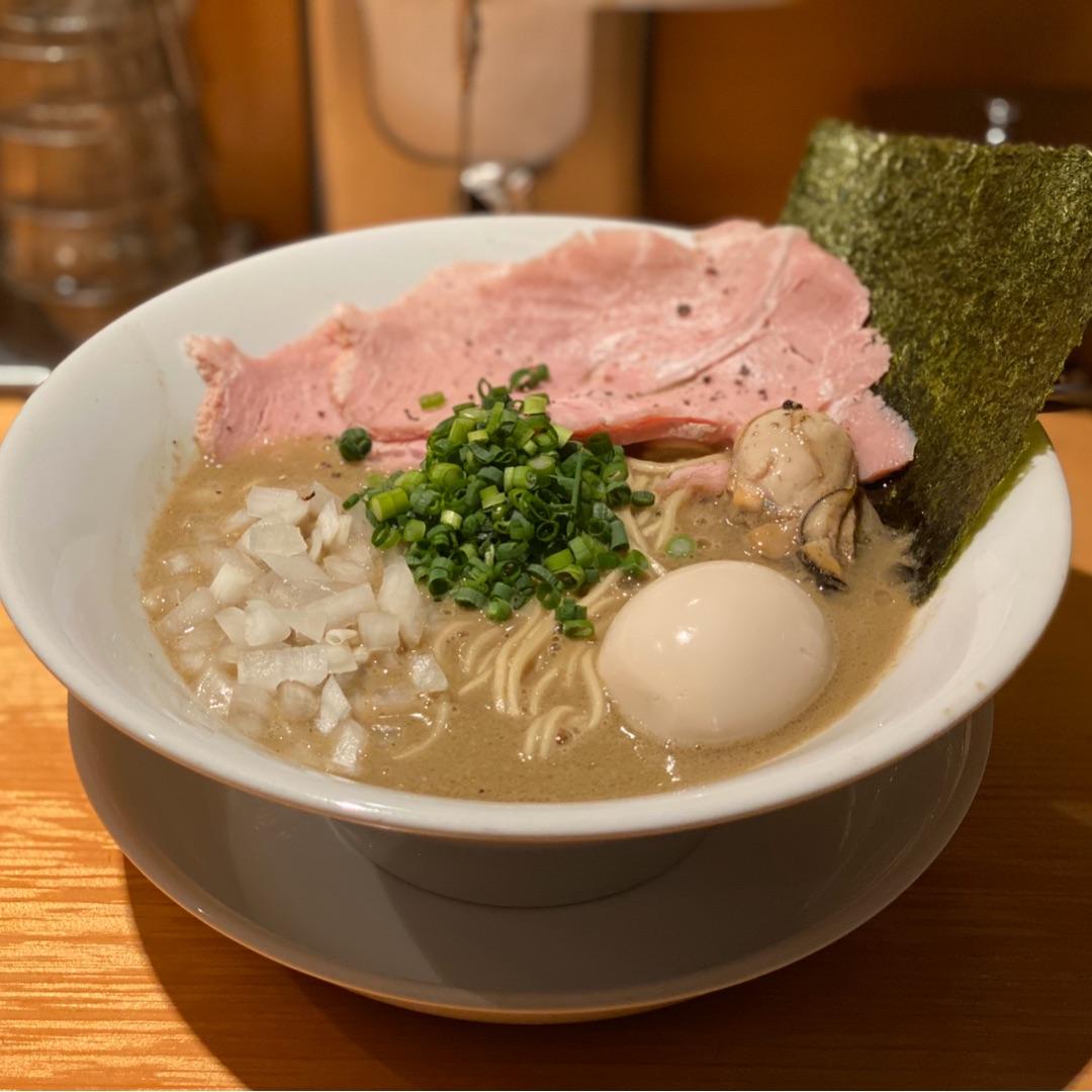 麺屋 まほろ芭(東京)