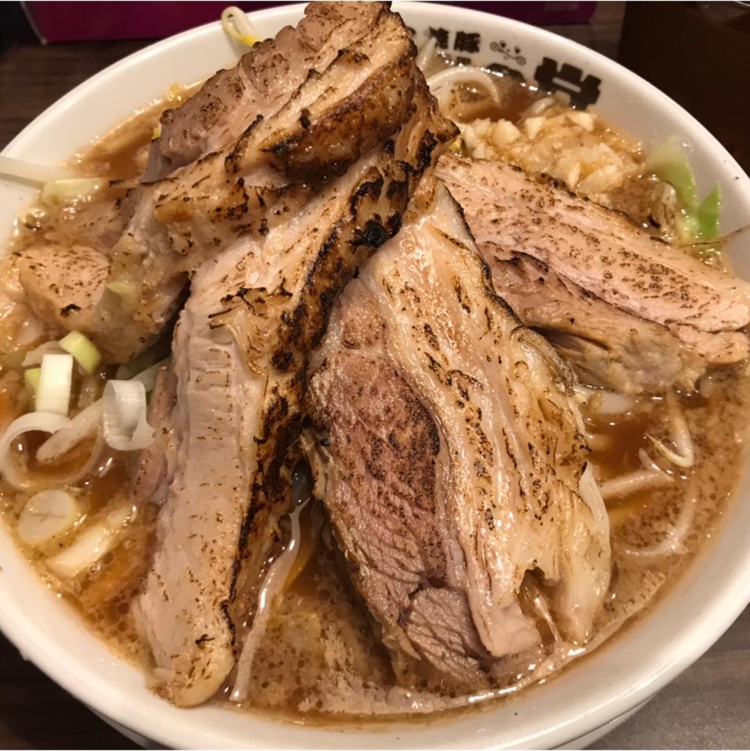 本気の焼豚 プルプル食堂(千葉)
