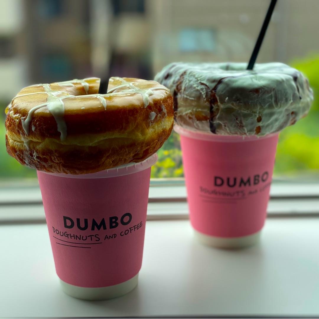 ダンボ ドーナッツアンドコーヒー ギャラクシーハラジュク店