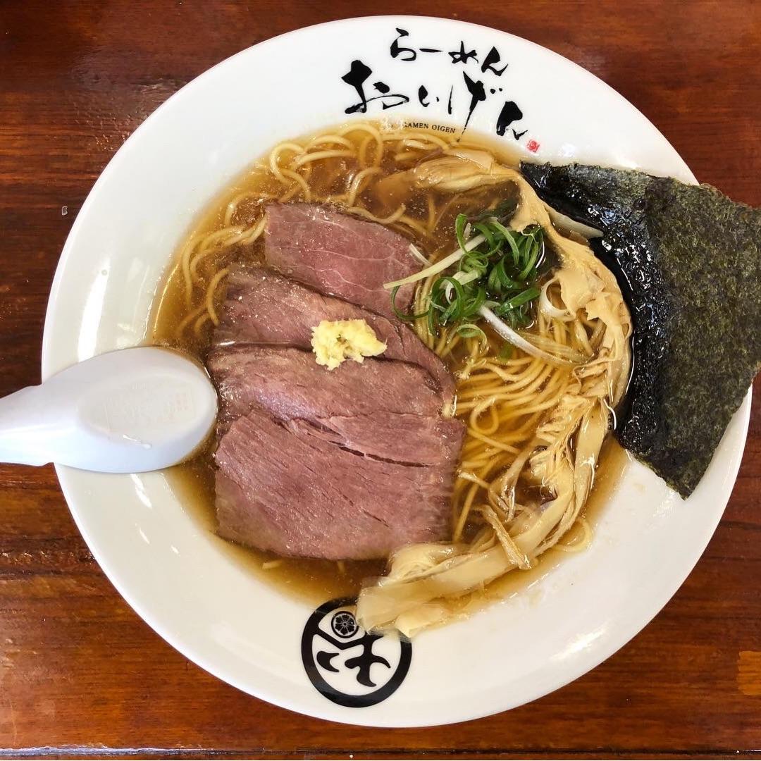 ラーメンおいげん 本店(福岡)